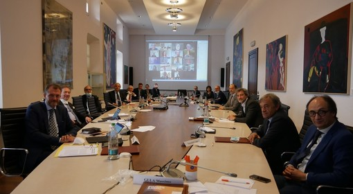 Il consiglio generale della Fondazione CRC