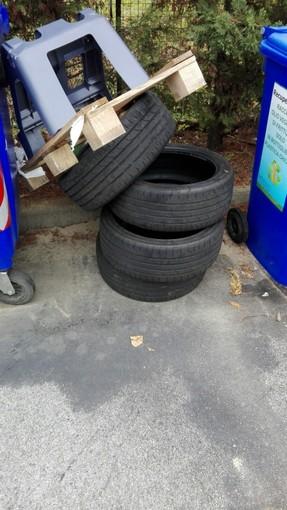 Alba, abbandonano rifiuti: multati e denunciati dalla Polizia Municipale