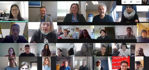 Incontro con il mondo del lavoro per gli studenti delle quinte dell'Arimondi Eula di Savigliano e Racconigi