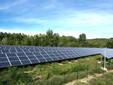 Uno dei 18 impianti fotovoltaici gestiti dal Gruppo Egea