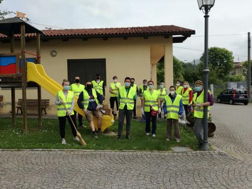Frabosa Sottana, buona la prima per le giornate ecologiche organizzate dal Forum Giovanile (FOTO)