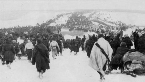La battaglia Nowo Postojalowka,