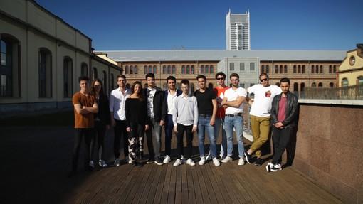 Il team di Young Platform