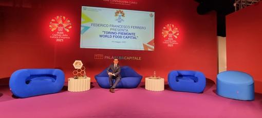 Federico Francesco Ferrero ospite di Alba Capitale della Cultura d'Impresa 2021