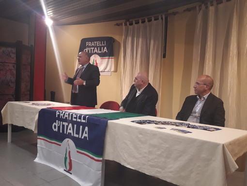 """William Casoni: """"Fratelli d'Italia non partecipa all'inciucio della Provincia"""""""