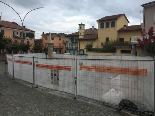 """Farigliano: conto alla rovescia per l'inaugurazione della """"nuova"""" fontana nel cuore del paese"""