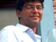 Fabio Pezzuto, 42 anni, titolare di un'azienda vitivinicola a Vezza d'Alba