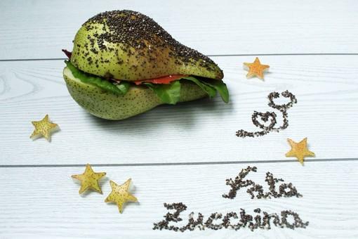 Felici & Veloci, la nuova ricetta di Fata Zucchina: 'panino a sorpresa'