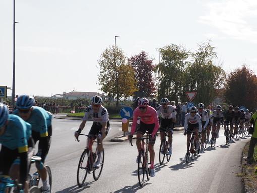 Il passaggio del Giro a Falicetto