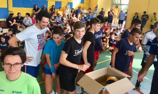 Cuneo Volley: Torneo d'inizio stagione del settore giovanile al Centro sportivo Val Maira