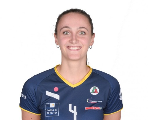 Francesca Trevisan (foto sito Trentino Rosa)