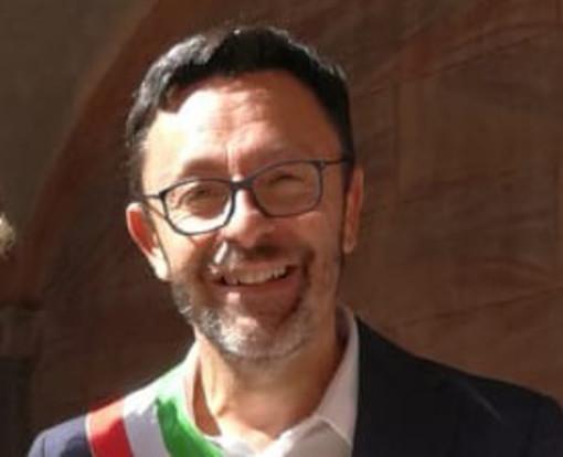 Franco Olocco, sindaco uscente a Ceresole d'Alba