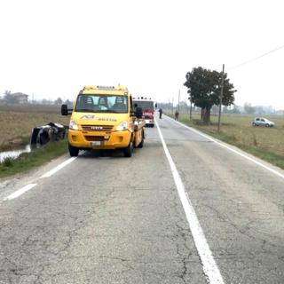 Incidente stradale Fossano