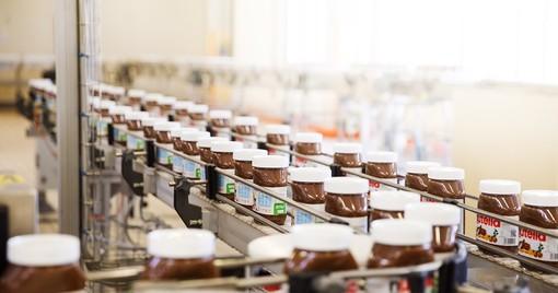 Ripartita la produzione nell'impianto Ferrero a nord di Parigi (foto di repertorio)