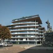 Un'immagine della nuova struttura