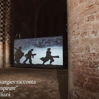 Dialogo con Christov-Bakargiev sulla mostra albese di William Kentridge