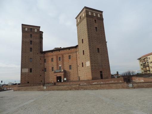 Piazza Castello di Fossano
