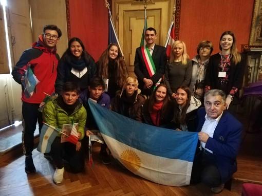 Bienvenidos Rafaelinos! Giovani argentini ospiti di otto famiglie fossanesi (gallery)