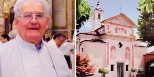 Busca: il ricordo della comunità e dei parrocchiani per don Giovanni Oberto