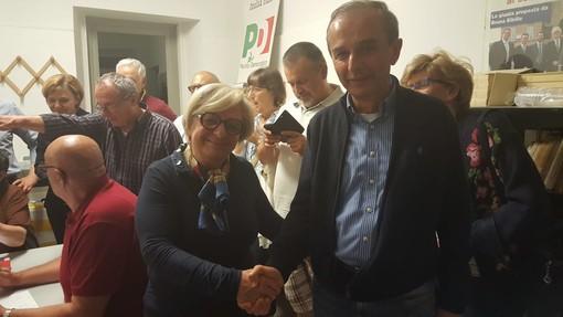 Giovanni Fogliato e Bruna Sibille