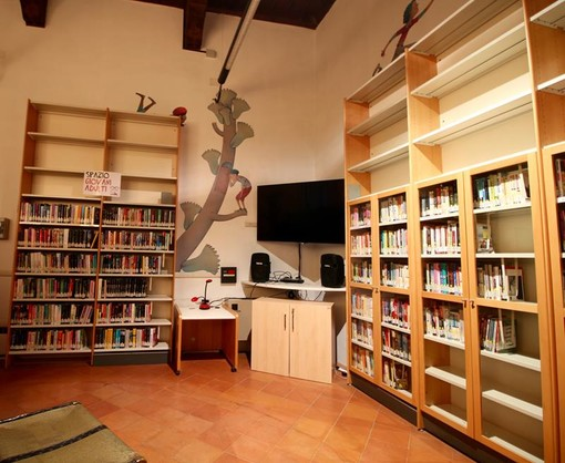 La biblioteca di Fossano