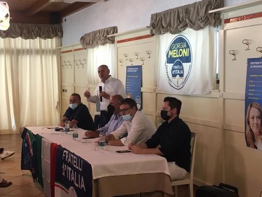 L'incontro annuale di Fratelli d'Italia tenutosi recentemente a Savigliano