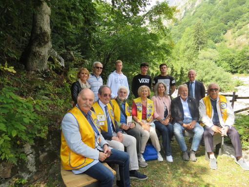 A Valdieri inaugurato il percorso inclusivo Valderia Agil