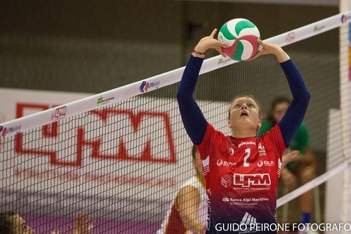 Francesca Scola (foto Guido Peirone)
