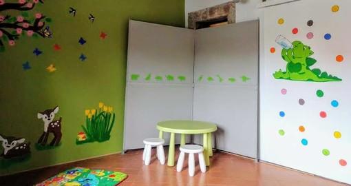 Cuneo: un nuovo punto allattamento al Museo Civico