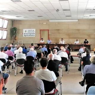 L'incontro tenutosi a Fossano