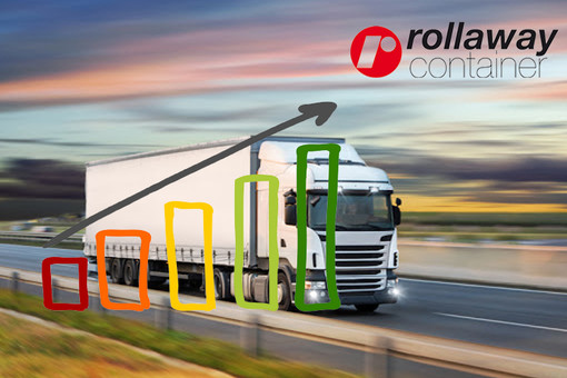 Rollawaycontainer nell'anno del Covid cresce e conferma gli obiettivi