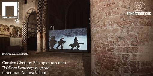 Dialogo con Christov-Bakargiev sulla mostra albese di William Kentridge