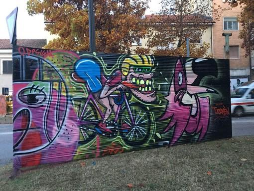 """Alba, arriva la """"Street art in corso"""""""