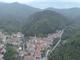 Garessio dall'alto (immagine Rai)