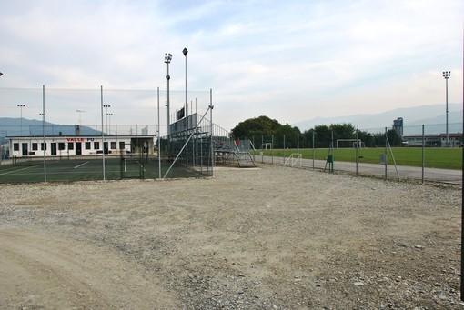 Gli impianti sportivi di Sanfront