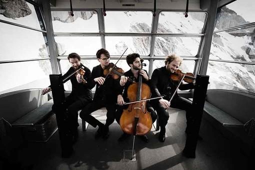 Il Festival dei Giovani Musicisti Europei si chiude in bellezza, a Mondovì, con il quartetto d'archi Goldmund
