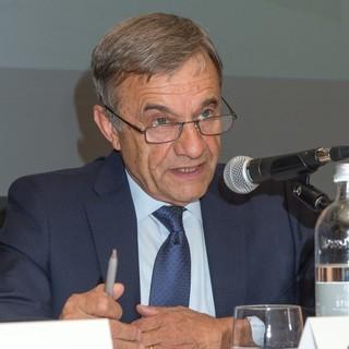 Giuliano Viglione, presidente dell'Associazione Commercianti Albesi