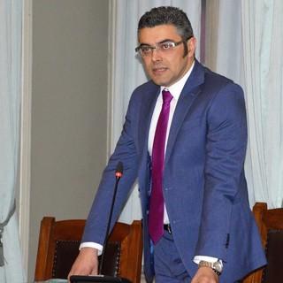 Giampiero Caramello, coordinatore cittadino di Forza Italia a Mondovì