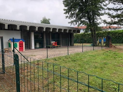 Mondovì: l'asilo nido apre il giardino ai bambini iscritti