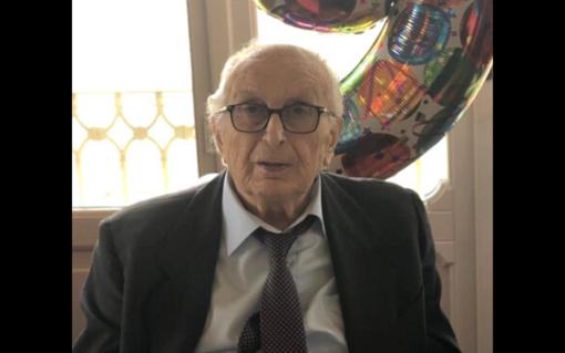 Giorgio Rolfo, aveva 97 anni