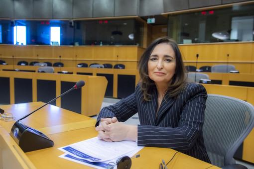 L'europarlamentare della Lega Gianna Gancia