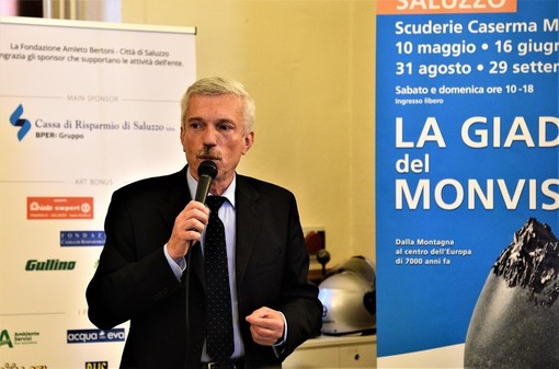 Il presidente uscente Gianfranco Marengo