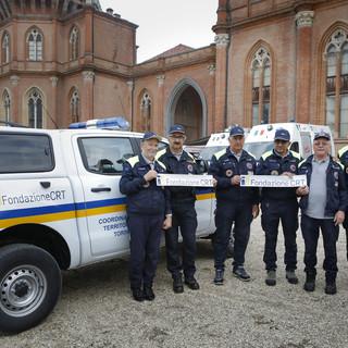 Da Fondazione Crt tre nuove ambulanze per il cuneese per affrontare l'emergenza Covid-19
