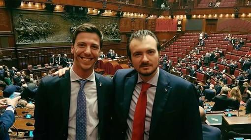 Flavio Gastaldi e Riccardo Molinari