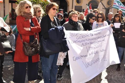 Non più Ivrea ma Brescia: proposta beffa nella vertenza delle ex lavoratrici Giordano Vini