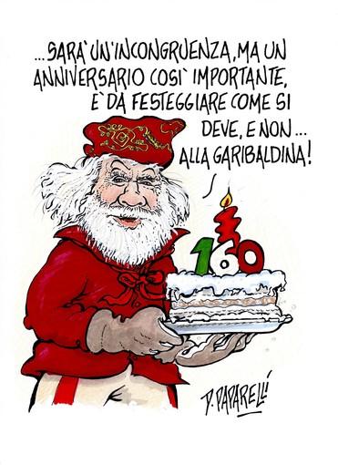 Giuseppe Garibaldi e i 160 anni dell'Unità d'Italia