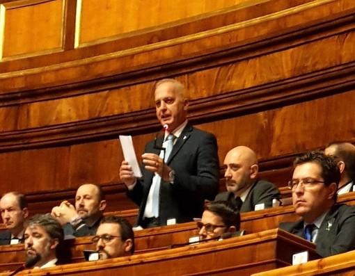 """Asti-Cuneo, Giorgio Bergesio: """"Dal Governo solo parole, parole, parole"""""""