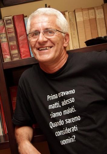 Giuseppe Tibaldi, psichiatra e membro del direttivo della Società Italiana di Epidemiologia Psichiatrica