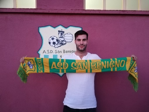 Calcio: Federico Grosso approda al San Benigno