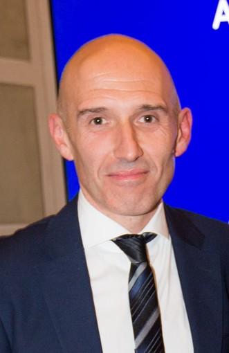 Il presidente Gabriele Gazzano